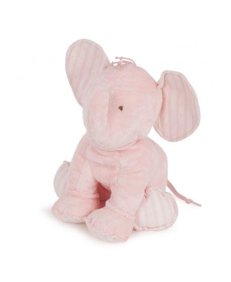 Peluche Tartine et Chocolat Ferdinand, l'Elephant Rosa (35cm)