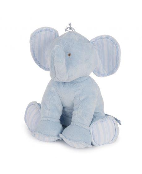 Peluche Tartine et Chocolat Ferdinand, l'Elephant Azul (35cm)