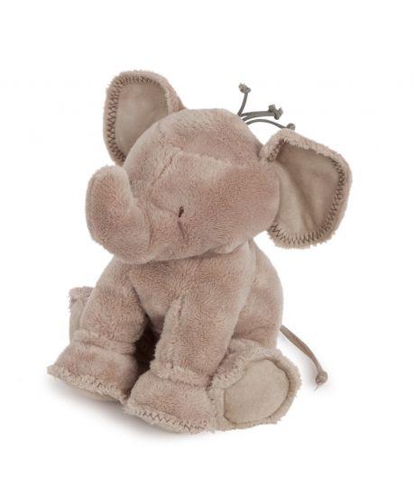 Peluche Tartine et Chocolat Ferdinand, l'Elephant Marrón (25cm)