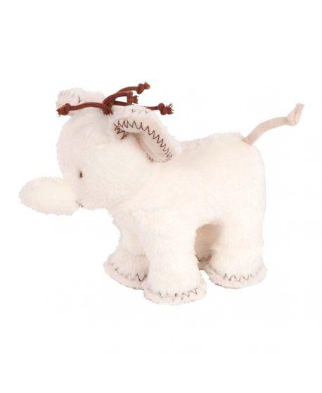 Peluche Tartine et Chocolat Ferdinand, l'Elephant Crudo (12cm)