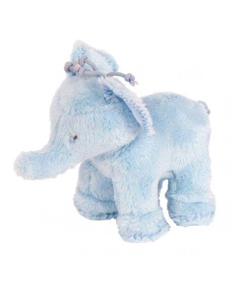 Peluche Tartine et Chocolat Ferdinand, l'Elephant Azul (12cm)