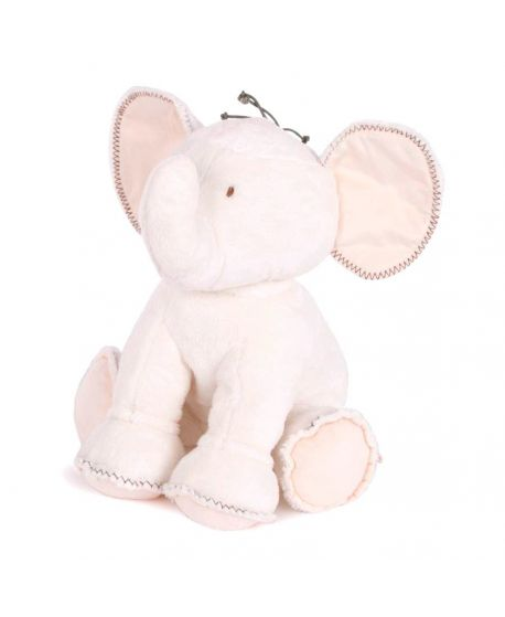 Peluche Ferdinand, l'Elephant Crudo (35cm)