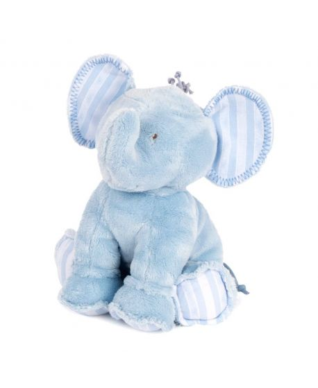 Peluche Tartine et Chocolat Ferdinand, l'Elephant Azul (25cm)