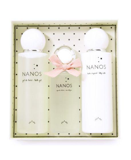 Pack Baño Bebe Nanos