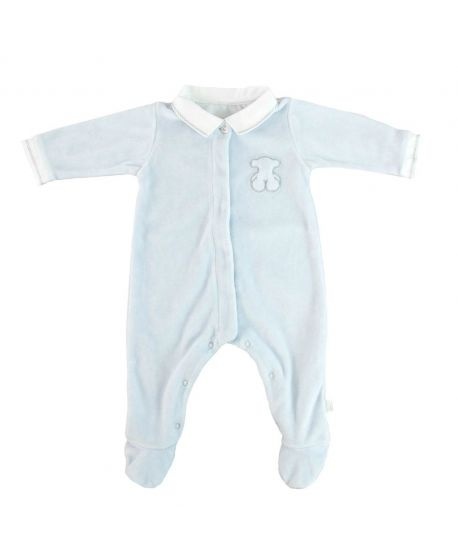 Pijama Bebe Baby Tous Azul