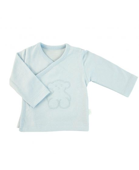 Camiseta Bebe Baby Tous Azul