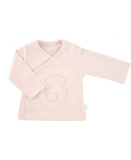 Camiseta Bebe Baby Tous Rosa