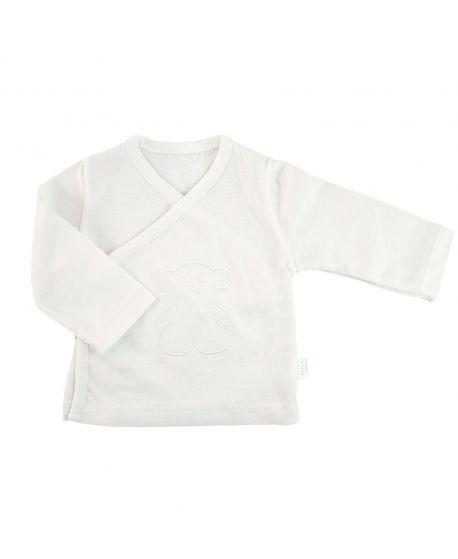 Camiseta Bebe Baby Tous Blanca