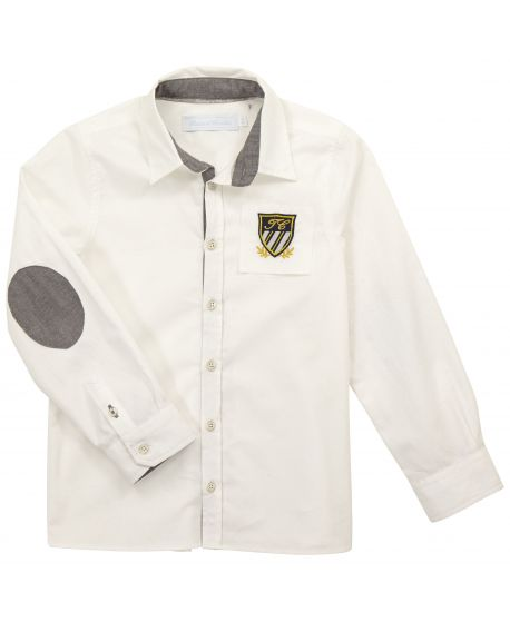 Camisa Niño Tartine et Chocolat Blanco