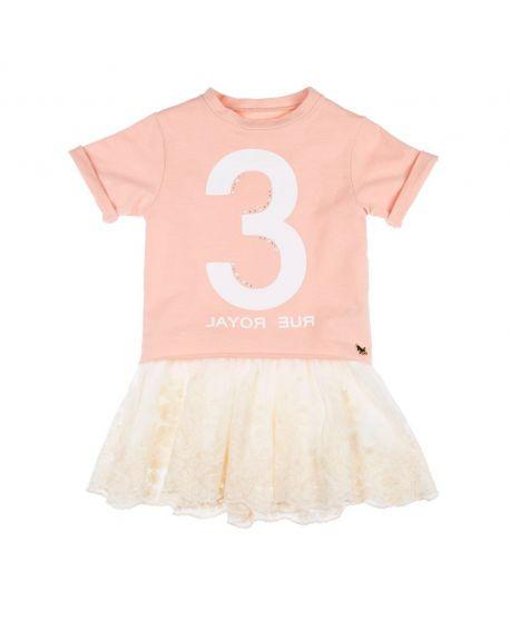 Vestido Niña L:U L:U 3 Rue Royal