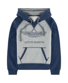 Sudadera Niño Aston Martin Marino