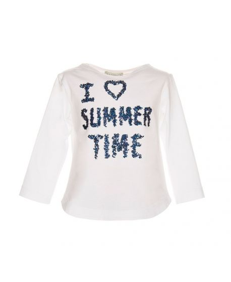 Camiseta Niña Nanos Summer