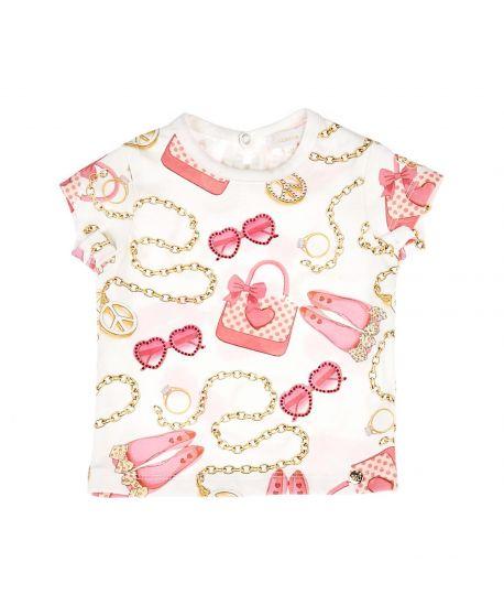 Camiseta Niña Microbe Dibujos Grant (2A-7A)