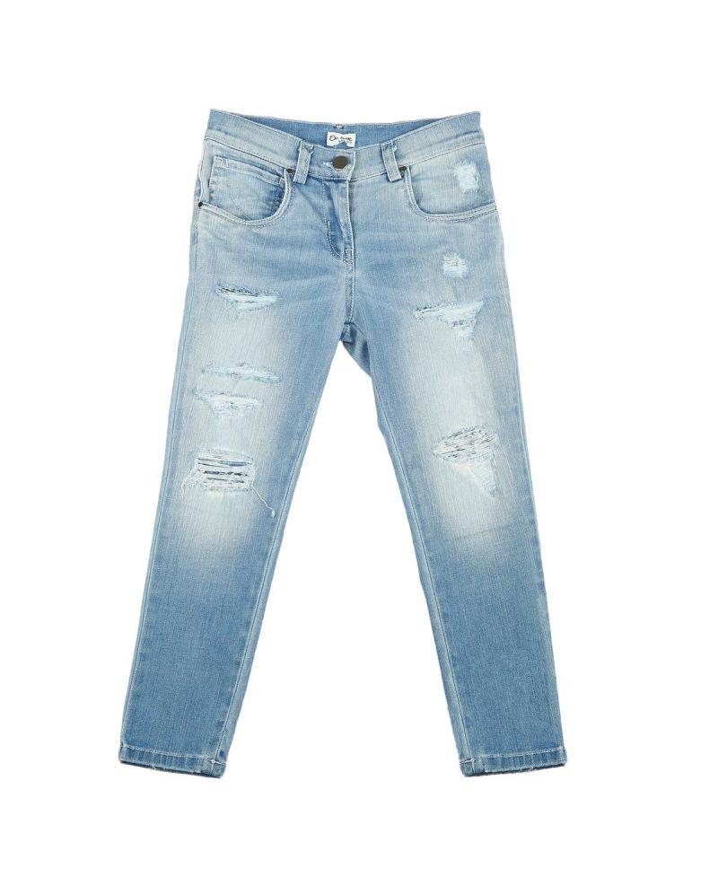 venta caliente online f1268 67f0c Pantalon Vaquero Niña So Twee Rotos (7-14A) - Ro Infantil