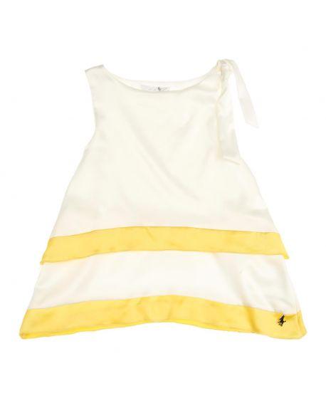 Bluson Niña L:U L:U Detalles Amarillo