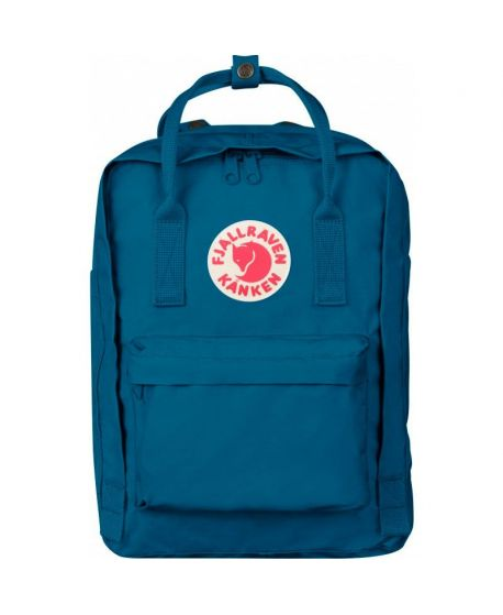"Mochila Fjallraven Kanken Laptop 13"" Lake Blue"