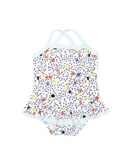 Bañador Niña Baby Tous Multicolor
