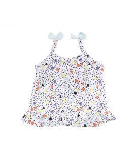 Camiseta Niña Baby Tous Baño Multicolor