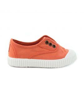 Zapatillas Victoria Niños Papaya