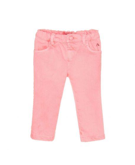 Pantalon Loneta Bebe Niña Nanos
