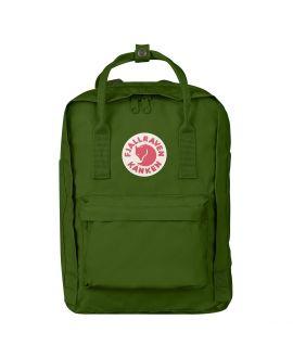 """Mochila Fjallraven Kanken Laptop 13"""" Leaf Green"""
