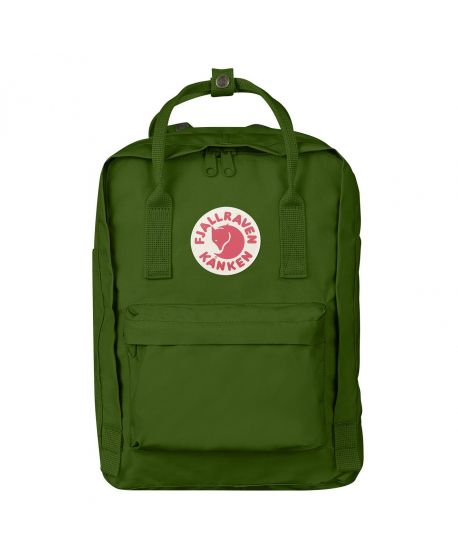 "Mochila Fjallraven Kanken Laptop 13"" Leaf Green"
