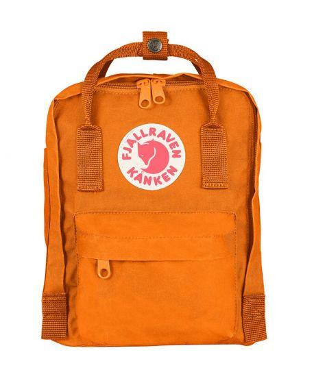 Mochila Fjallraven Kanken Mini Burnt Orange