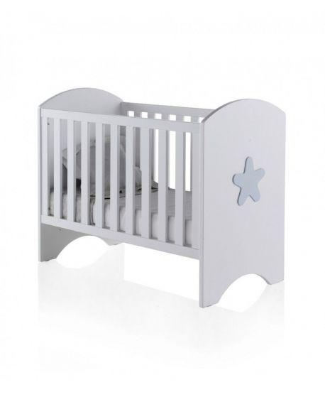 Cuna Bebé Arco Estrella 60x120