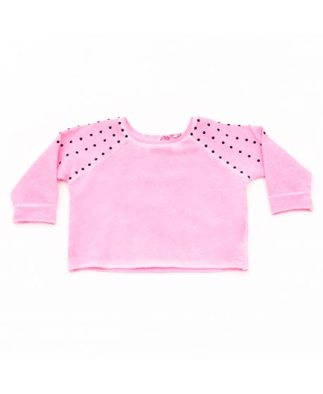 Sudadera So Twee Miss Grant Fuchsia