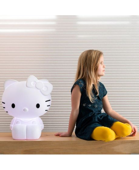 Lampara Infantil Hello Kitty
