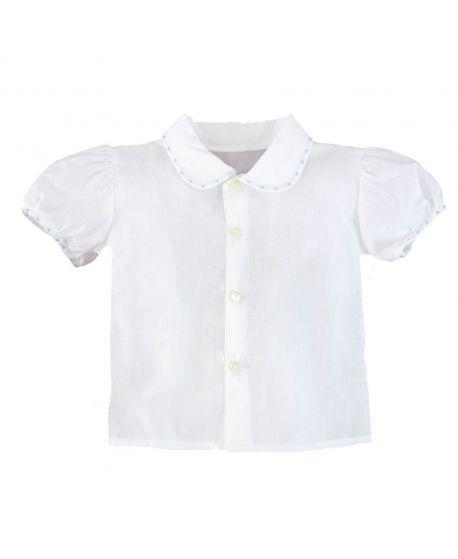 Camisa Bebe Niño Ro Infantil Batista
