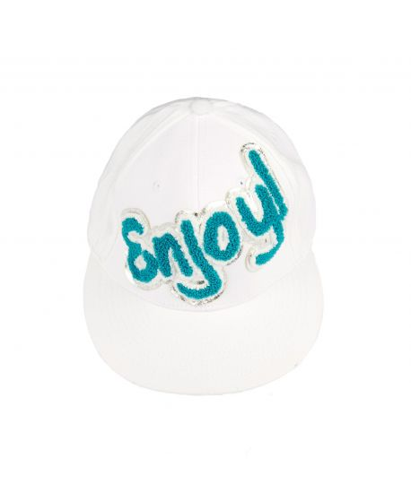 Gorra Niña So Twee Blanca Enjoy!