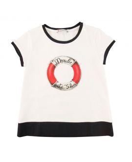 Camiseta Niña Moncler Salvavidas