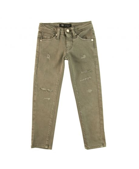 Pantalon Niña Gaudi Verde