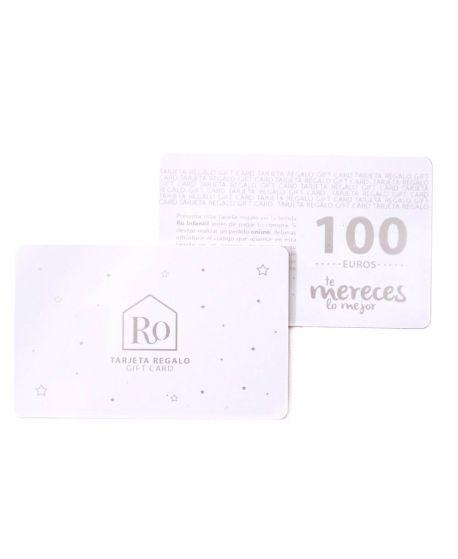 Tarjeta Regalo Ro Infantil 100€