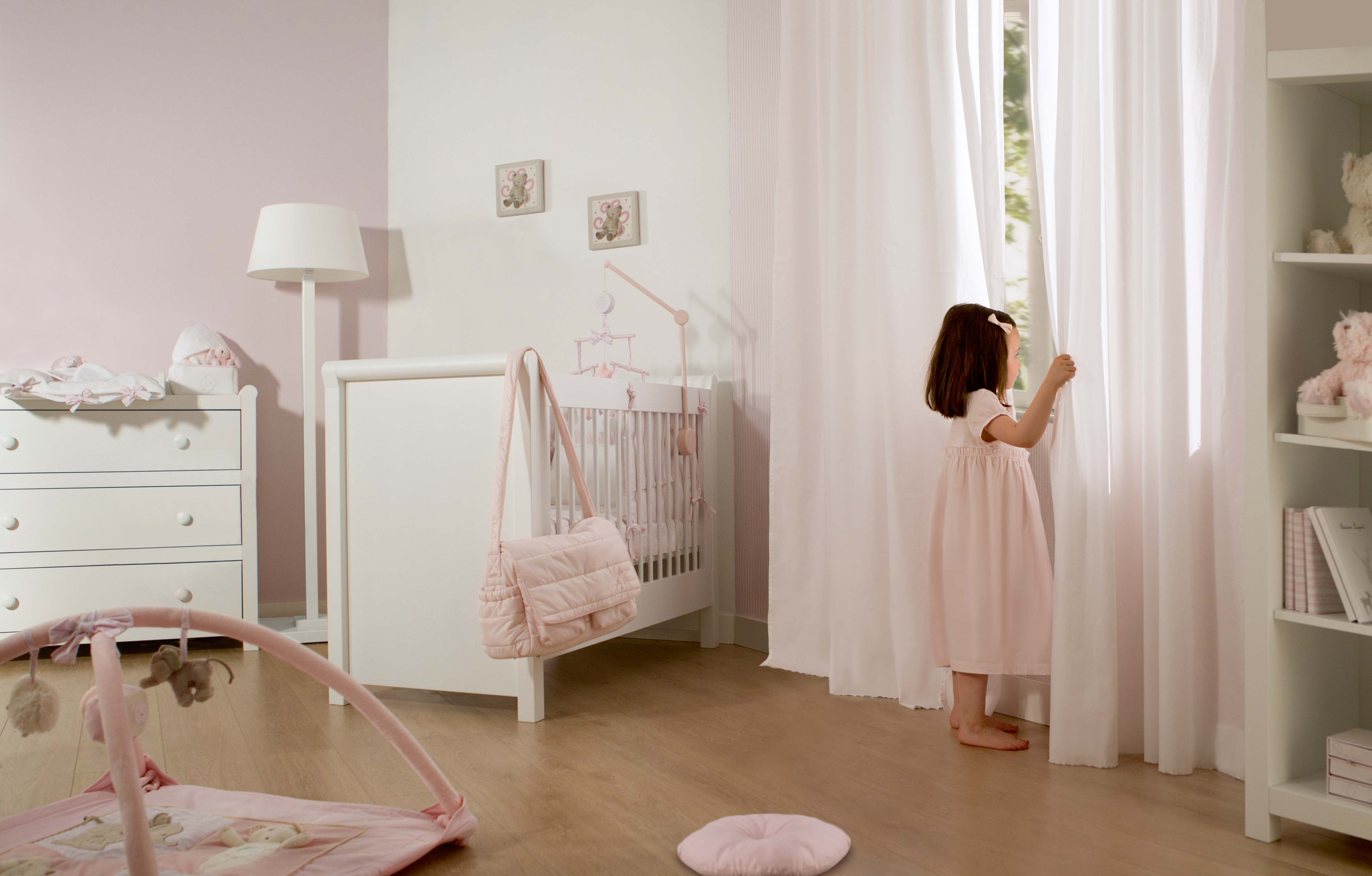 Habitación infantil Tartine et Chocolat niña