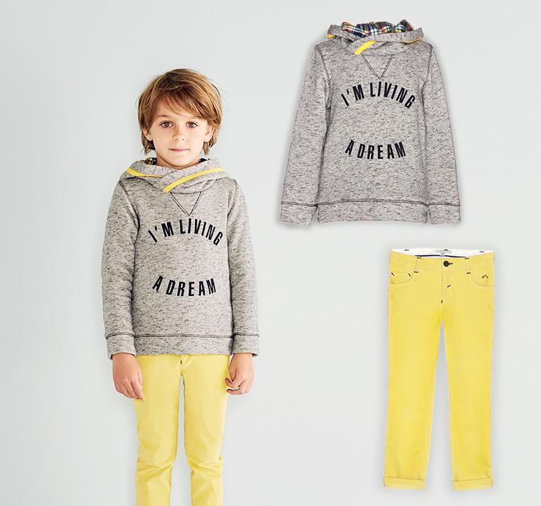 Escoge Tu Amarillo Para Este Otono Blog De Moda Infantil Blog Moda Infantil Ro Infantil