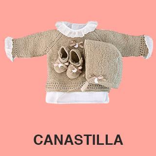canastilla bebe