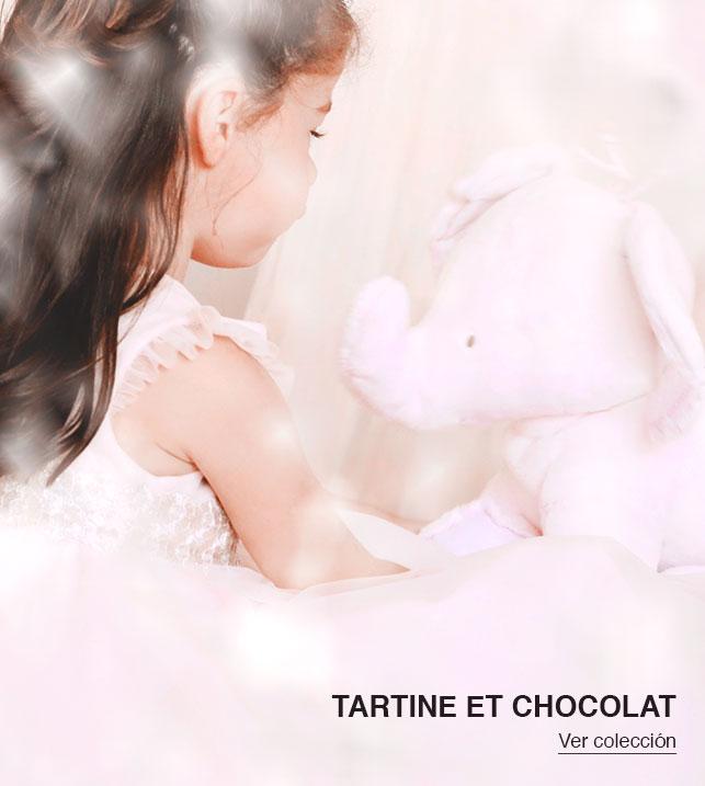 Tartine et Chocolat niños