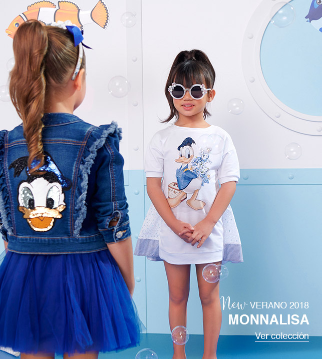 Monnalisa ropa niña